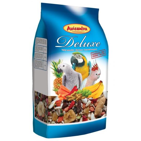 Avicentra Deluxe Veľky papagáj 15 kg