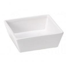 Miska keramická ALTAIR White 16 štvorcová  0,5l