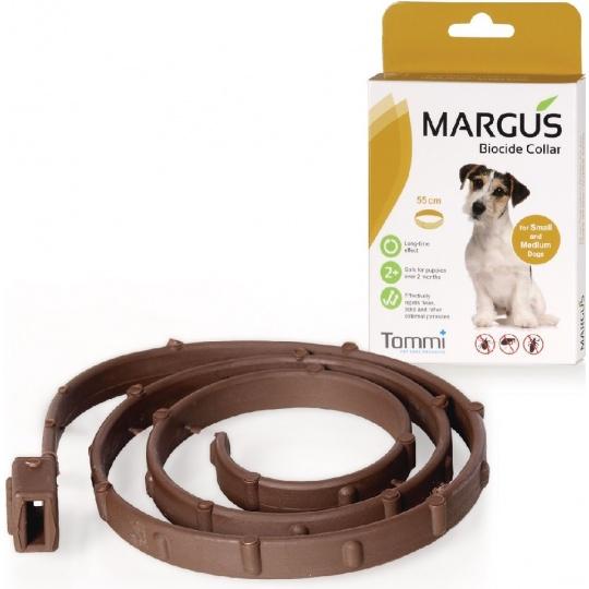 Margus Biocide Antiparazitný obojok pes S,M 55cm