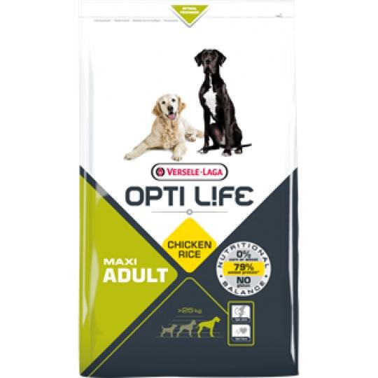 Versele Laga Opti Life Dog ADULT Maxi 12,5 kg