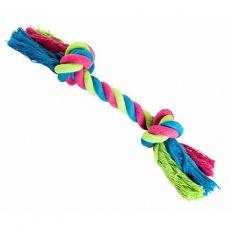 Uzel HipHop bavlněný 2  knoty - růžová, modrá, zelená