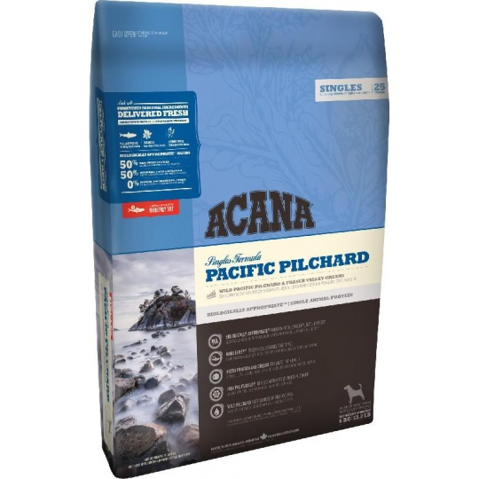 ACANA Singles Pacific Pilchard 11,4 kg + DOPRAVA ZDARMA