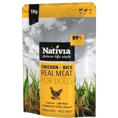 Nativia Real Meat Chicken & Rice 8 kg
