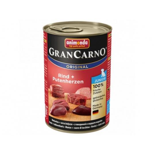 Animonda Gran Carno junior Hovädzie & Kuracie 800 g