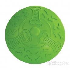HipHop Plávajúci lietajúci tanier s vanilkou 23 cm