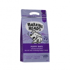 BARKING HEADS Puppy Days NEW 1 kg