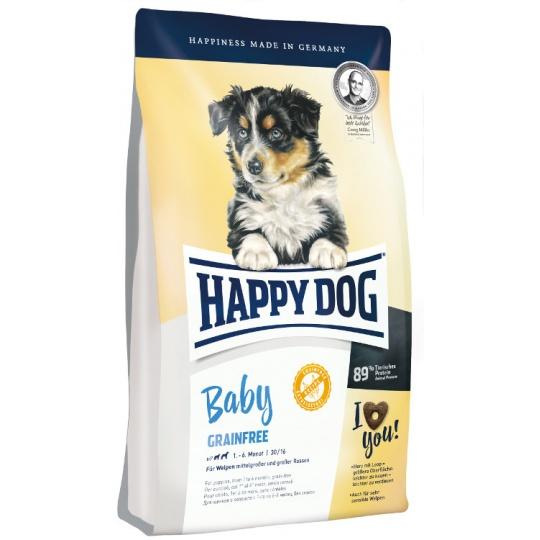 Happy Dog Supreme BABY Grainfree 1 kg