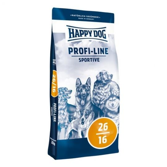 Happy Dog Profi Line Sportive  26/16   2 x20 kg + DOPRAVA ZDARMA