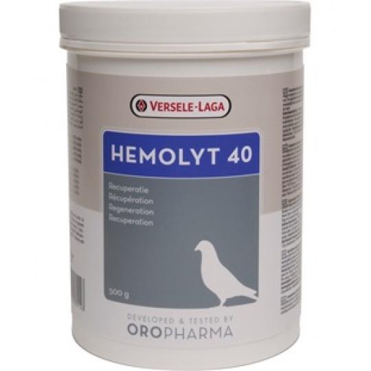Versele Laga OROPHARMA Hemolyt 40 Caps 222g (350 kapsul) - rýchle zotavenie
