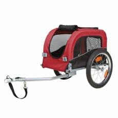 Trixie Vozík pre psa za bicykel S 38x37x58cm do 20 kg
