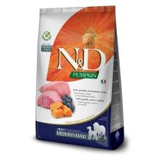 N&D Dog Pumpkin Adult Medium & Maxi Lamb & Blueberry 2 x 12kg + DOPRAVA ZDARMA