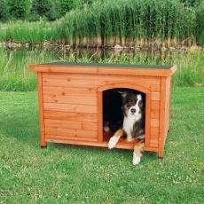 Bouda pro psa, dřevěná, rovná střecha, M-L 104x72x68 cm TRIXIE