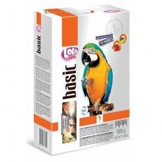 LOLO BASIC zeleninovo/ovocné krmivo pro velké papoušky 900 g