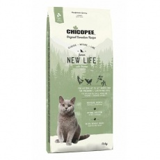 CHICOPEE CNL CAT JUNIOR New Life Chicken 15 kg - DOPRODEJ