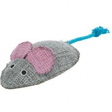Myš XXL, látková, 15cm