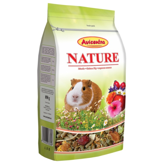 Avicentra Nature Premium morča 850 g
