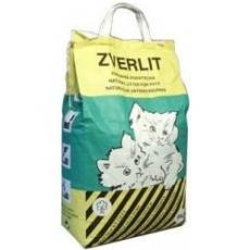 Zverlit zelený pre mačky  10 kg