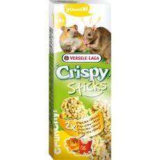 Versele Laga Crispy Sticks Popcorn & Med 2 ks 110 g