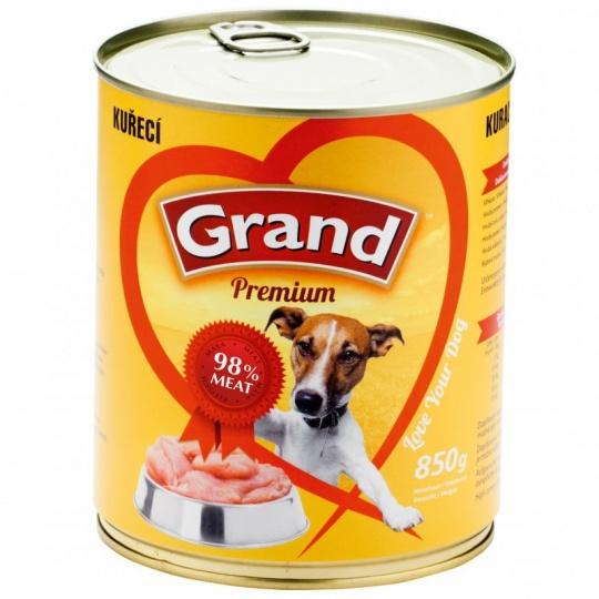 Grand Premium Kura 850 g