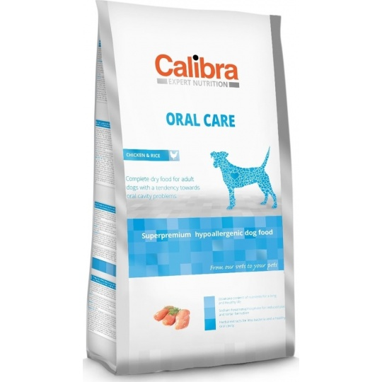 Calibra Dog EN Oral Care 7 kg