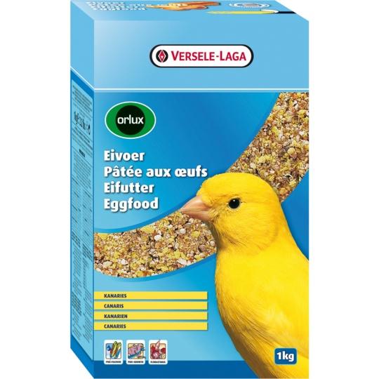 Versele Laga ORLUX Eggfood Dry Canaries 1 kg