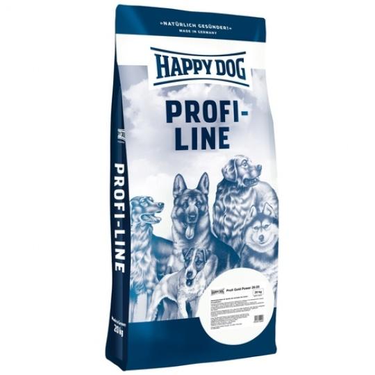 Happy Dog Profi Line GOLD 26/20 Power  20 kg + DOPRAVA ZDARMA