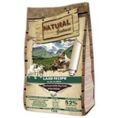 Natural Greatness Lamb Recipe All Breed Sensitiv /jahňa/ 2 kg