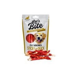 Brit Let's Bite Chewbones Sticks & Duck 300g