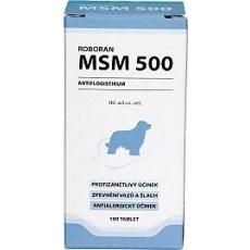 Roboran MSM 500 pre psy 100tbl
