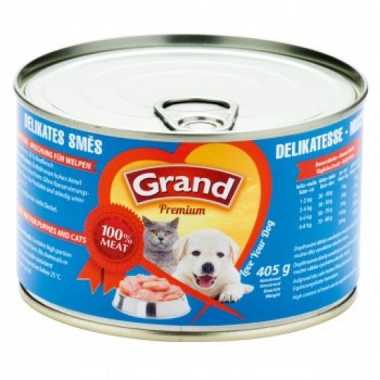 Grand Premium Delikates 6 x 405g