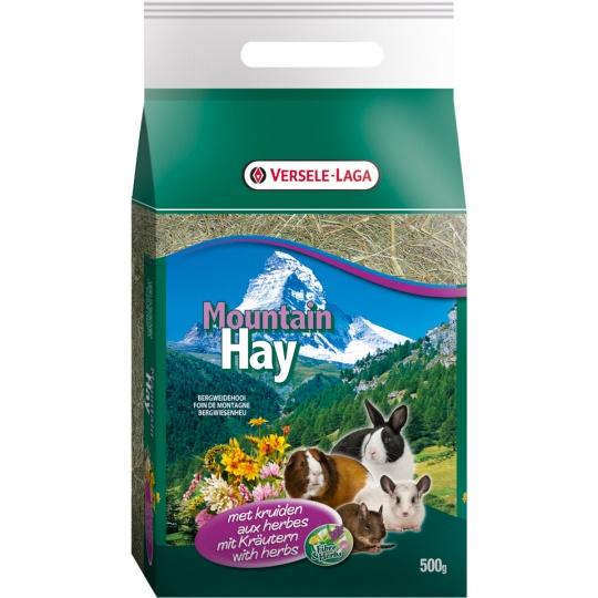 Versele Laga Mountain Hay Seno  s bylinkami 500 g