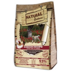 Natural Greatness Chicken Recipe Starter Puppy /kura/ 2kg