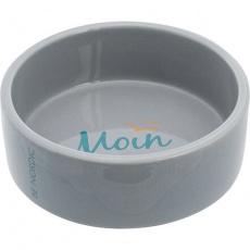 BE NORDIC keramická miska Moin, 0.3 l/ø 12 cm, šedá