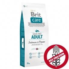 Brit Care Dog Grain-free Adult Salmon & Potato  3 kg
