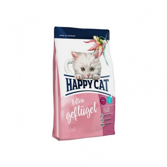 Happy Cat Supreme Kitten Geflügel / Hydina 300 g
