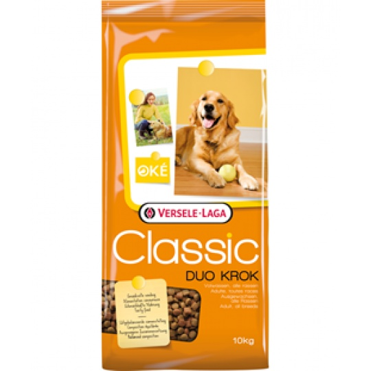 Versele Laga CLASSIC Dog  Duo Krok 20 kg