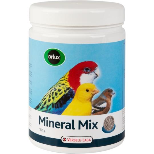 Versele Laga ORLUX Mineral Mix 1,35 kg -zmes gritu, drvených mušlí, morských rias a minerálnych látok