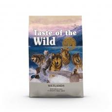 Taste of the Wild Wetlands Wild Fowl 12,2 kg