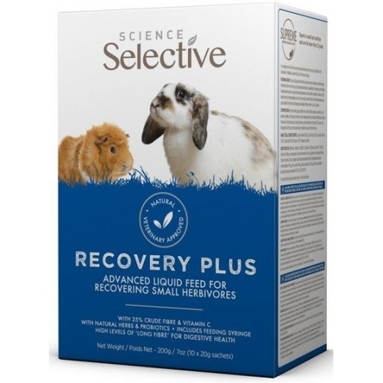 Supreme Science Recovery Plus 10x20 g
