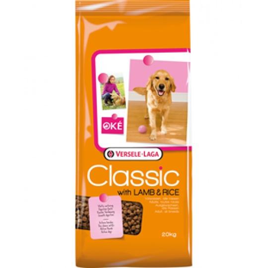 Versele Laga CLASSIC Dog Adult Lamb & Rice 20 kg