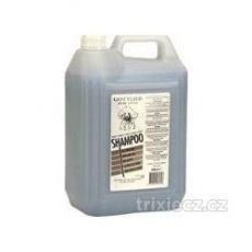 Gottlieb Pudel šampón 5l-pre čiernych pudlov s makadam.olejom