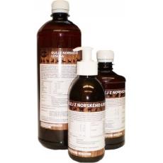 Lososový olej 100% surový ZEUS 1l