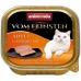 ANIMONDA paštika ADULT - drůbež, telecí pro kočky 100g