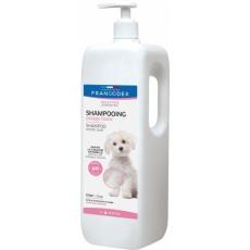 Francodex Šampón na bielu srsť 1 l