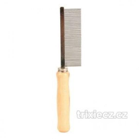 ENGLAND jemný, drevená rukoveť 17 cm