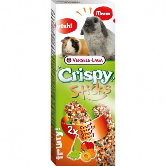 Versele Laga Crispy Sticks Ovocie  2 ks 110 g