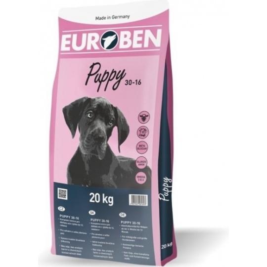 EUROBEN Puppy 30/16 20 kg + DOPRAVA ZDARMA