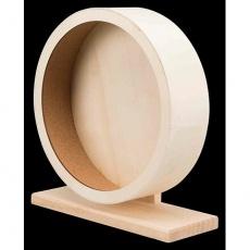Dřevěné kolo pro křečky, degu a potkany 33 cm