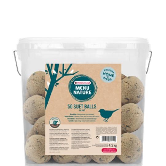 Versele Laga Menu Nature Suet balls / Guľa lojová  50 ks ( 50 x 90 g )
