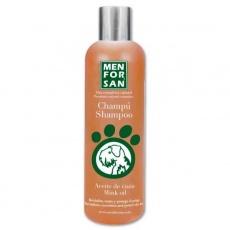 Menforsan Šampón ochranný s norkovým olejom 300ml
